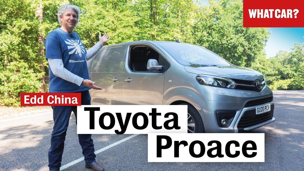 2020 Toyota Proace Van Review