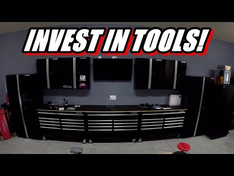 Why I Invest In Tools & Don't Pay Shops!