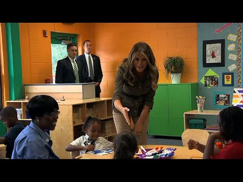 First Lady Visits Students at Md Youth Center