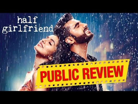 Public Review Of Arjun & Shraddha's Half Girlfriend