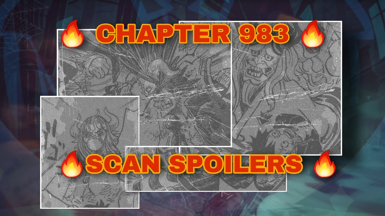 ONE PIECE CHAPTER 983 SCANS | LUFFY VS ULTI |YAMATO SON OF ...