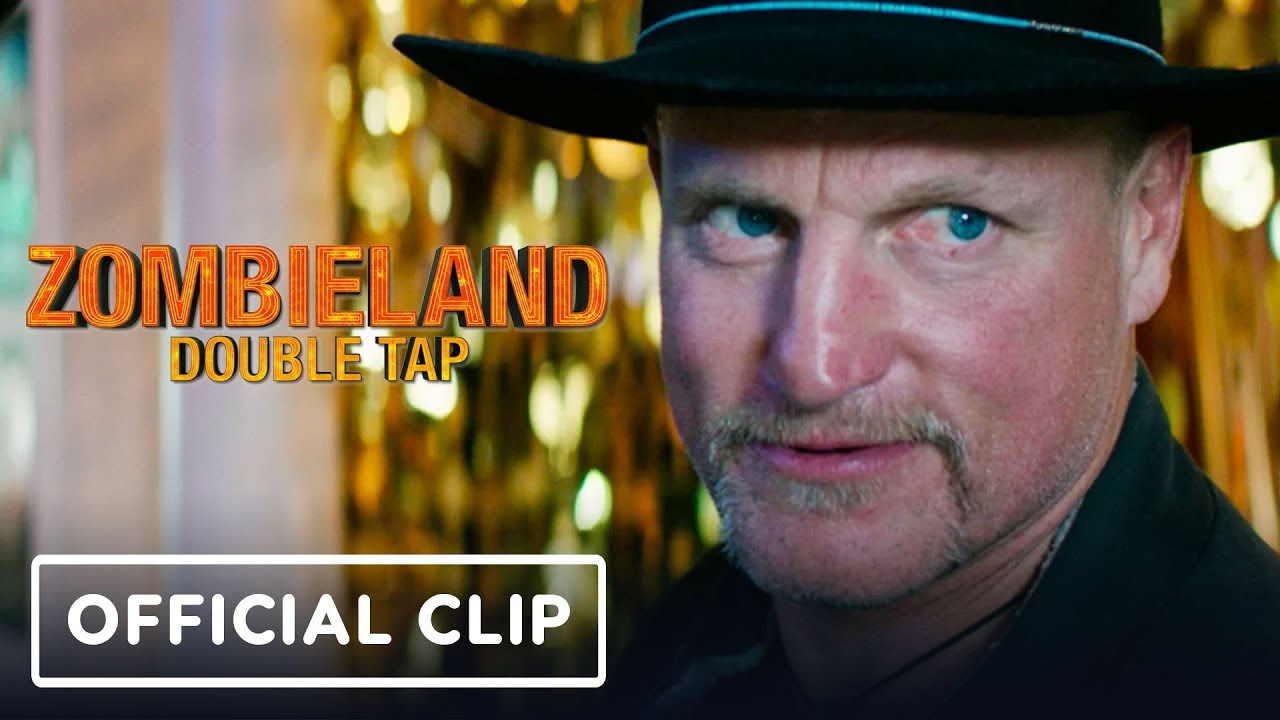 "Zombieland: Double Tap - Clip exclusivo de ""Rule 52"" + vídeo"