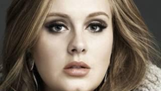 Adele | Maquillaje en tonos cálidos con delineado felino