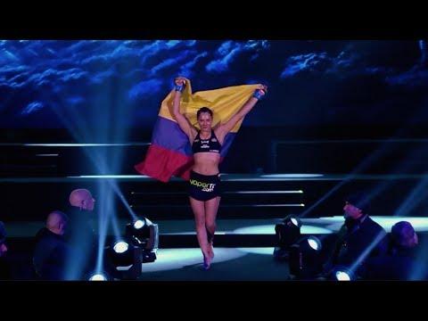 Bellator 201: Alejandra Lara Highlights