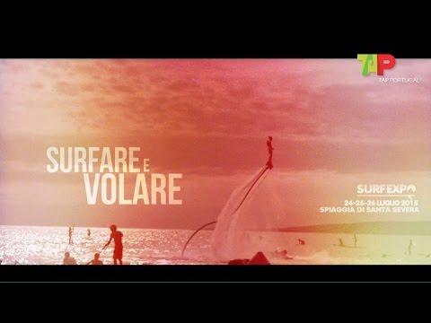 Italia Surf Expo 2015 - TAP Portugal Sponsor