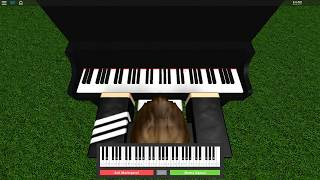ROBLOX Piano Keyboard - The River Flows In You / Yiruma