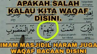 Download mengupas tahsin surat al fatihah