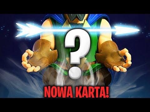 Wow Nowa Karta W Clash Royale Rafa I Ewela