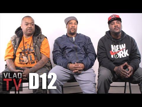 "D12 Explains Why Eminem Doesn't Appear On ""Devil's Night"" Tape"