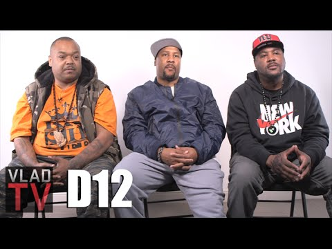 D12 Explains Why Eminem Doesn't Appear On