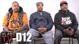 D12 Explains Why Eminem Doesn