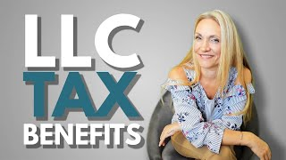Tax Benefits of LLC vs. Sole Proprietor vs. S-corp - How does the LLC save taxes? Video