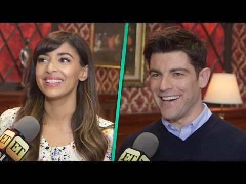 is max greenfield dating hannah simone