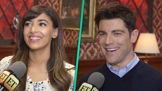 'New Girl' Stars Plan Schmidt and Cece's Season 5 Wedding!