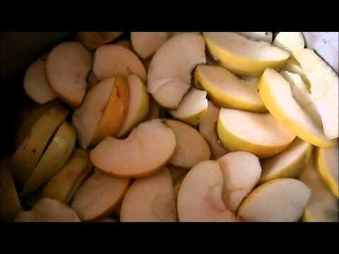 Как варить варенье из яблок антоновка