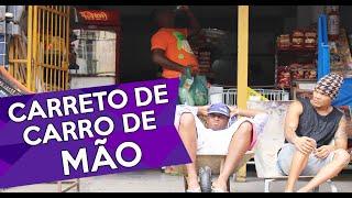 CARRETO DE CARRO DE MÃO