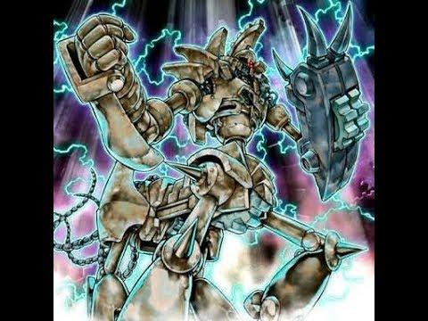 Yugioh GX Tag Force 3 Ultimate Ancient Gear Golem