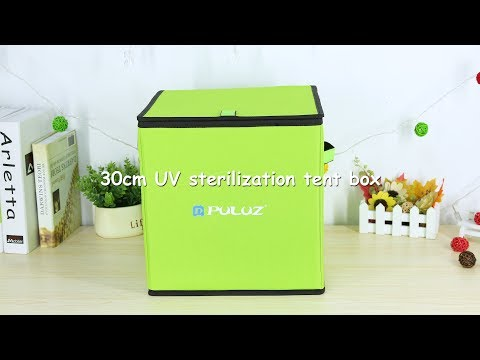 puluz-30cm-uv-light-germicidal-sterilizer-disinfection-tent-box