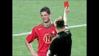 Криштиану Роналду - Красные карточки... (by ChikaS )