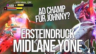 Ein AD-Midlaner für Johnny?! | Yone im Spotlight