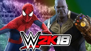 Spiderman vs Thanos