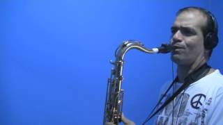 Laid so Low (Tears Roll Down) - Tenor Sax Solo by Nelson Bandeira