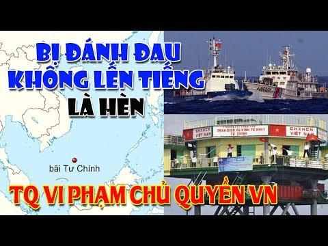 Trung Quốc vi phạm chủ quyền Việt Nam khu vực bãi Tư Chính: Khẩn cấp hiện đại hóa lực lượng CBS