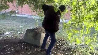 """Кадры не вошедшие в фильм""""Уличные танцы"""""""