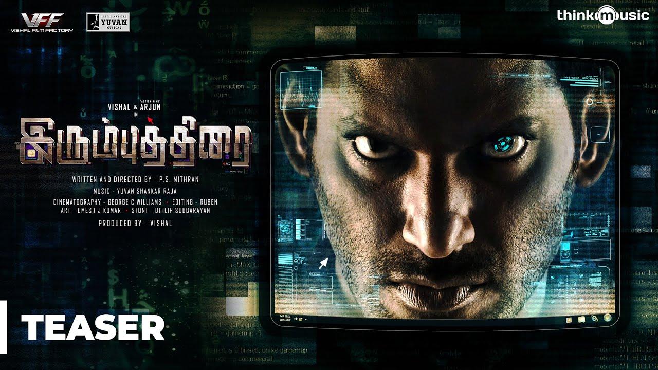 Irumbu Thirai Full Movie Download HD DVDScr 720p 2018