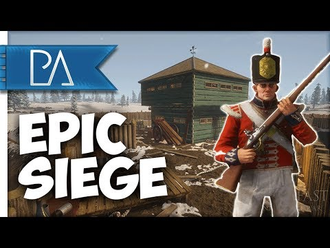 THE GREAT DEFENSE: SIEGE BATTLE - Holdfast: Nations at War Event Gameplay
