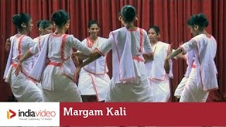 Margam Kali - Christian folk art form | India Video