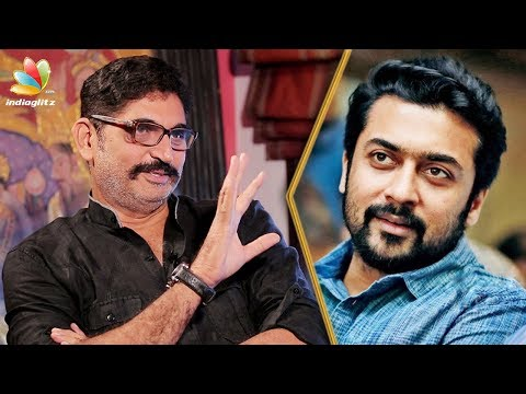 Suriya's Biggest Passion Next To Cinema : Suresh Menon Inter