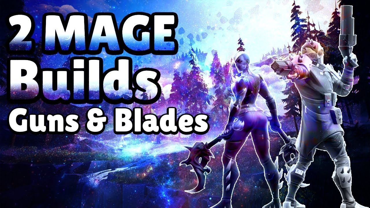 Repeaters And Chain Blades 2 Mage Builds Dauntless 0 6 7 Youtube