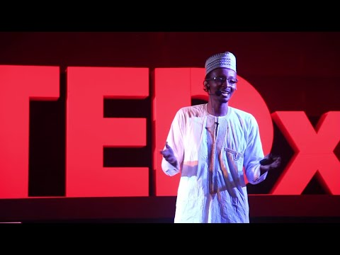 Potential of Video Game Technology in Architecture | Sadiq Abdulkadir | TEDxMaitama