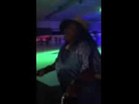 Nhya & Friends Summer Fun Palm Beach Skate Zone Mom smh lol