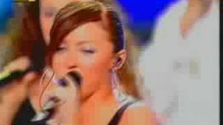 Atomic Kitten live Eternal Flame + The tide is High