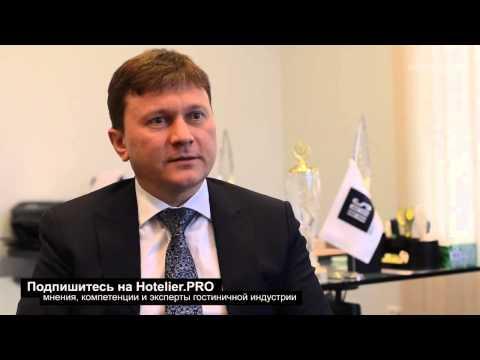 Вячеслав Овчинников, Hospitality & Retail Systems  Мы старше, чем Газпром