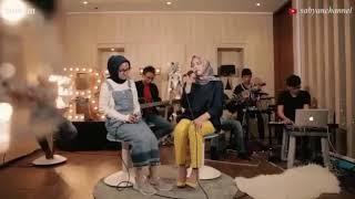 Sabyan gambus feat Nagita Slavina (ya maulana)