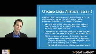 booth school of business university of chicago mba essay  chicago booth mba essay breakdown 2011 2012 write like an expert