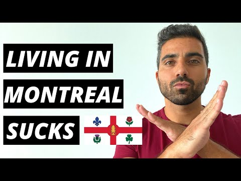 WHY LIVING IN MONTREAL SUCKS | Top 7 TOTALLY TRUE Reasons Why Living in Montreal Sucks