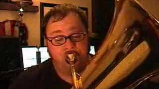 Marco Bordogni - Andante Pastorale - Tuba Etude