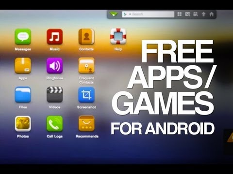 free download games and apps