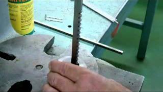 Broaching - Cutting a Keyway