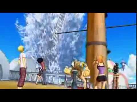 One Piece Movie 11: Straw Hat Chase (Trailer)