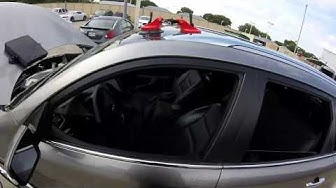 KIA sorento 2014 windshield install