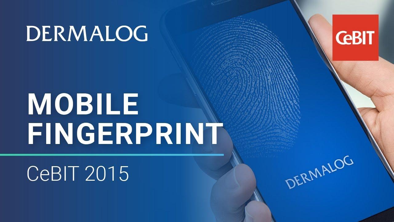 dermalog fingerprint scanner mobile