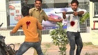 Fake Police Prank | Bhasad News | Pranks in India