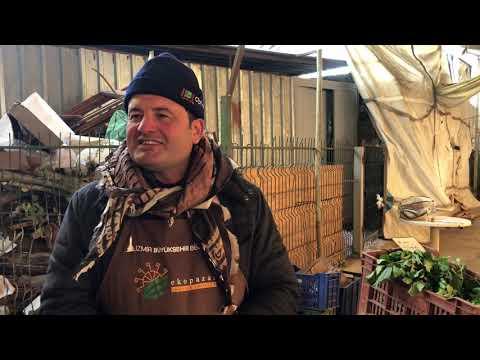 İzmir Organic Bazaar &  Power Spot