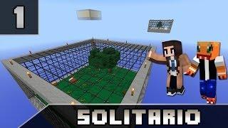 Minecraft - #1 - SOLITARIO - Mapa de Supervivencia con Dashiel