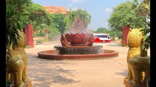 FIRST DAY IN SIEM REAP: Cambodia Travel Vlog 2018